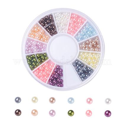 Nail Art Decoration AccessoriesX-DIY-X0292-91A-3mm-1