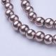 Glass Pearl Beads StrandsHY-6D-B27-2