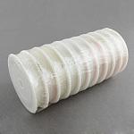 Эластичная кристальная нить, для изготовления ювелирных изделий, прозрачные, 1.0 мм; около 5 м / рулон, 10 рулоны / группа