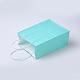 Sacs en papier kraft de couleur pureAJEW-G020-A-14-2