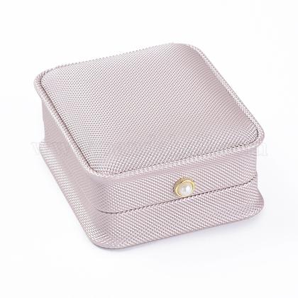 Cajas de regalo colgantes de cuero de puLBOX-L006-A-01-1