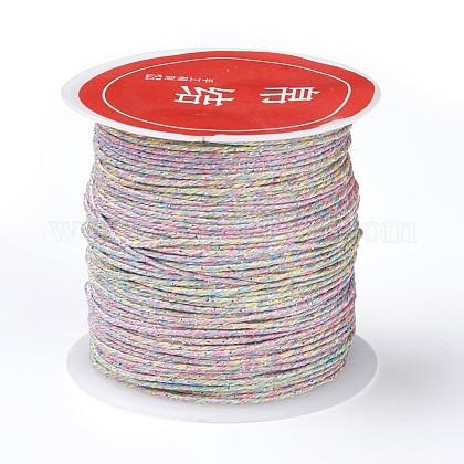 Cordón metálico de 8 capa para joyeríaX-MCOR-CJC0001-01G-1