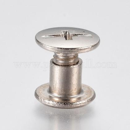 Remaches de tornillo de hierroIFIN-WH0030-01-1