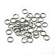 304 Stainless Steel Split RingsSTAS-E010-6x1mm-2-2