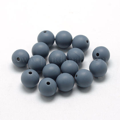 Food Grade Environmental Silicone Beads SIL-R008C-15-1