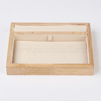 Ящики деревянные презентации ювелирных изделийODIS-E013-02A-1