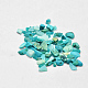 Synthetic Turquoise Chip Beads X-G-O103-04-1