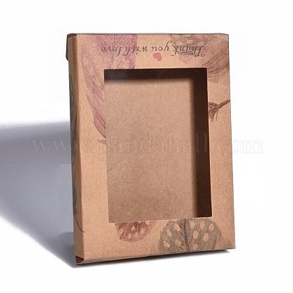 Foldable Creative Kraft Paper BoxCON-G007-04B-01-1
