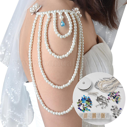 Free Tutorial DIY Jewelry Basics KitDIY-LC0005-1