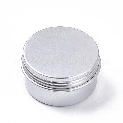Round Aluminium Tin CansCON-F006-01P-1