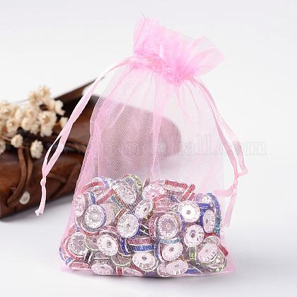 Organza Gift Bags with DrawstringOP-R016-10x15cm-02-1