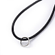 Adjustable Elastic Cord Bracelet MakingAJEW-JB00008-02-3