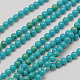 Imported Natural Turquoise Bead StrandsX-G-A130-2mm-L05-2