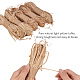 Rafia cuerda naturalPH-DIY-WH0063-11-3