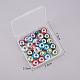 Perlas de concha hechas a mano perlas europeasBSHE-NB0001-02-4