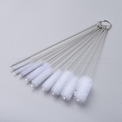 Conjunto de paja de cepillos de tubo de nylonTOOL-WH0079-06A-1