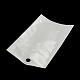 Sacs de fermeture à glissière en plastique de film de perleOPP-R003-16x24-5