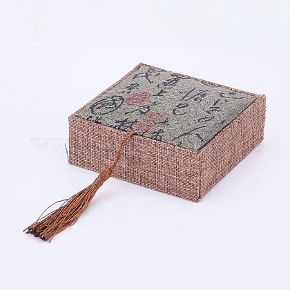 Wooden Bracelet BoxesOBOX-K001-01C-1