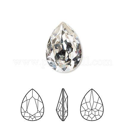 Diamantes de imitación de cristal austriacoX-4320-18x13mm-001(F)-1