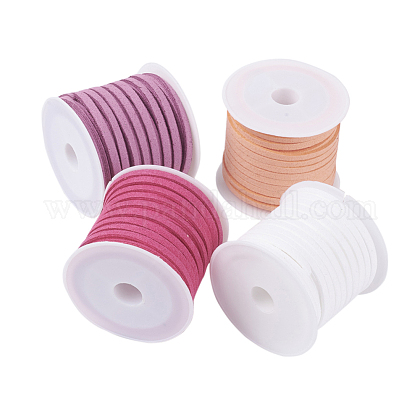 3mm cordón de gamuza sintéticaLW-JP0003-17-1