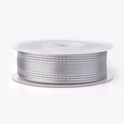 Ruban satin polyester simple faceSRIB-L041-15mm-A072-1