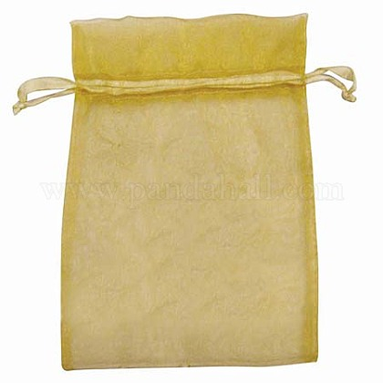 Organza Gift Bags with DrawstringOP-R016-10x15cm-15-1