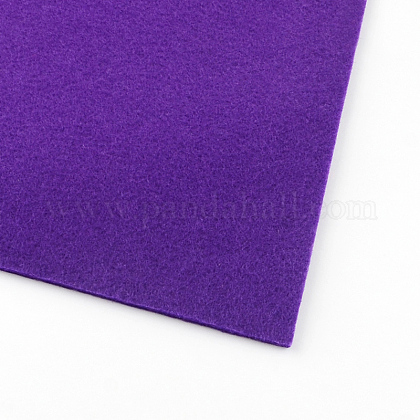 Non Woven Fabric Embroidery Needle Felt for DIY Crafts DIY-R061-05-1