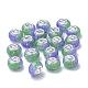 Crackle Resin European BeadsRPDL-S013-01-2
