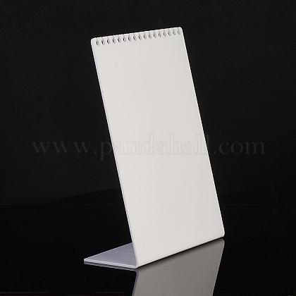アクリル有機ガラスネックレスディスプレイNDIS-F002-1