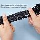 Plastic Paillette Elastic TrimPVC-PH0001-07-3