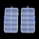 Plastic Bead Storage ContainersCON-R008-01-2