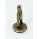 Brass Cuff ButtonKK-E062-AB-NF-2