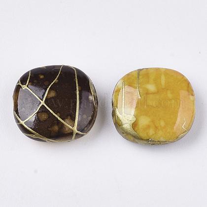 Perles acryliques d'effilageX-ACRP-R009-02-1