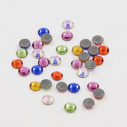 Vidrio de hotfix Diamante de imitaciónRGLA-A019-SS30-M-1