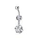 Brass Piercing JewelryAJEW-EE0006-86P-4