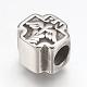 304 Stainless Steel European BeadsSTAS-G164-56AS-1