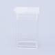 Contenedores de abalorios de plásticoCON-R010-01H-4