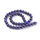 Natural Lapis Lazuli Beads StrandsG-G087-4mm-2