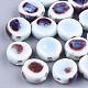 Handmade Porcelain BeadsPORC-S498-39K-1