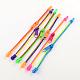 Plastic Zipper BraceletsBJEW-A060-M3-2