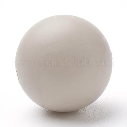 Food Grade Environmental Silicone BeadsSIL-R008B-55-1