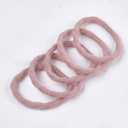 Accesorios para el cabello de lana de imitación para niñasOHAR-S190-15A-1