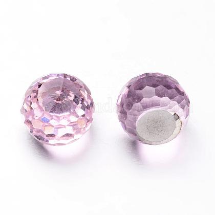 Cabuchones Bola de cristal facetadoX-GGLA-L008C-26-1