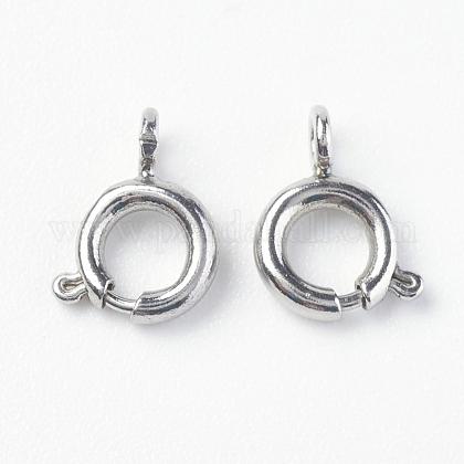304 пружинное кольцо с гладкой поверхностью из нержавеющей сталиSTAS-E143-03C-P-1