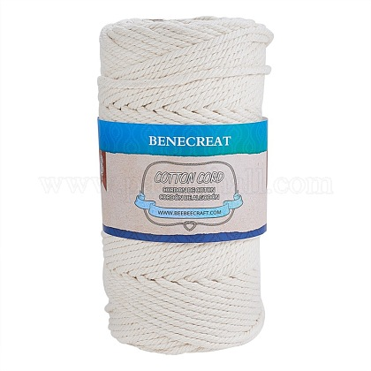 Hilos de hilo de algodón para hacer joyasOCOR-BC0011-C-01-1