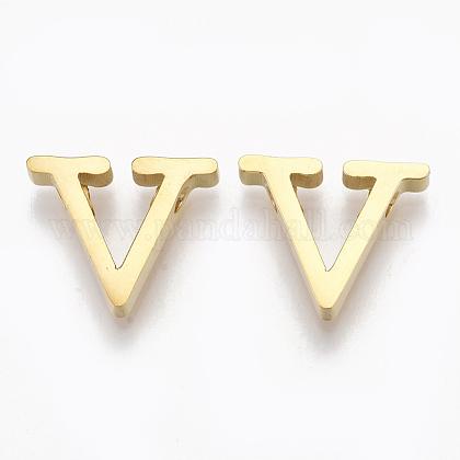 304 Stainless Steel PendantsSTAS-T041-10G-V-1
