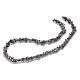 Hebras de perlas keshi de perlas barrocas naturalesPEAR-Q004-33A-4