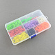 Top Selling Children's Toys DIY Colorful Rubber Loom Bands Refill Kit with Accessories DIY-R009-02-3