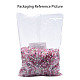 Round Glass Seed BeadsGLAA-Q016-2-3