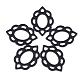 Environmental Cowhide Big PendantsFIND-T045-32A-1